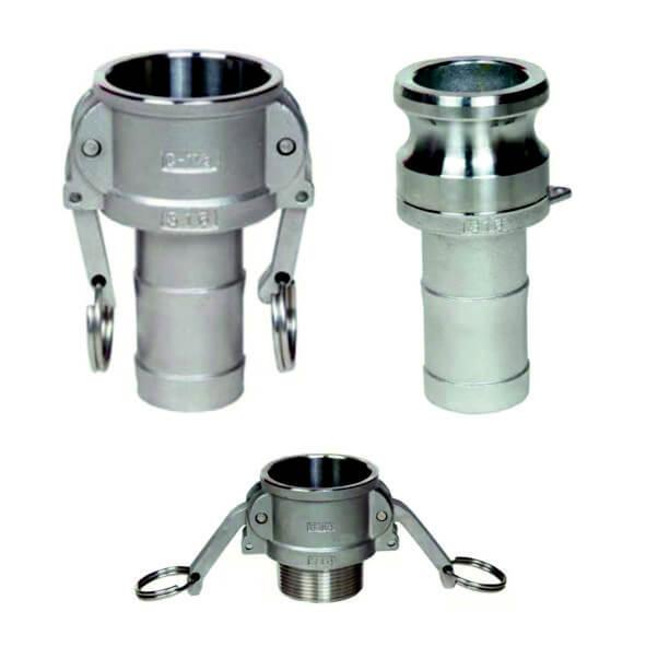 Conectori Camlock - Oțel inoxidabil