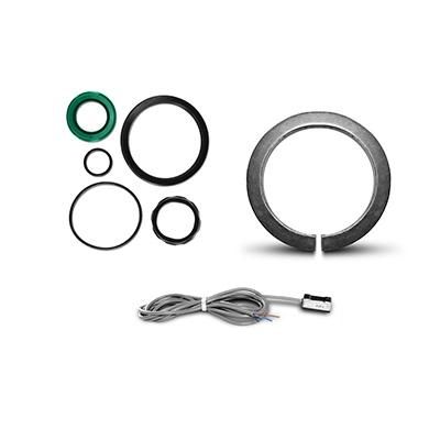 Componente pentru actuatoarele ISO 15552/6431
