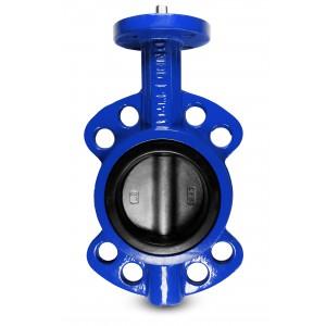 Clapeta robinetului DN100 - oțel inoxidabil
