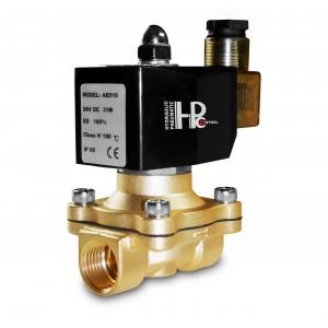 Valvă electromagnetică 2N20 3/4 inch FPM Viton + 150C