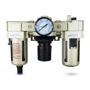 Filtru de lubrifiere a regulatorului de deshidratare FRL 3/4 inch setat în aer AC4000-06D