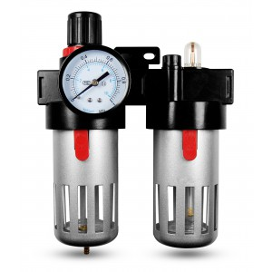 Filtru de lubrifiere a regulatorului de deshidratare FRL 1/2 inch setat în aer BFC4000