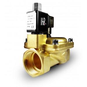 Valva electromagnetică 2K40 deschis NO 1 1/2 inch 230V sau 12V 24V