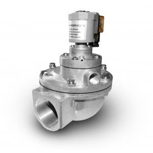 Ventil solenoid cu impuls pentru curățarea filtrului 1 1/2 inch MV45T