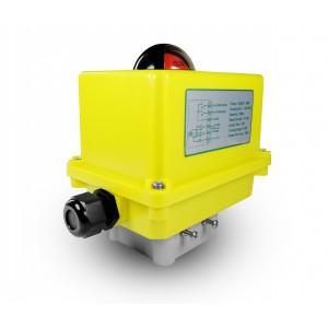 Servomotor electric cu robinet A250 230V AC 25Nm