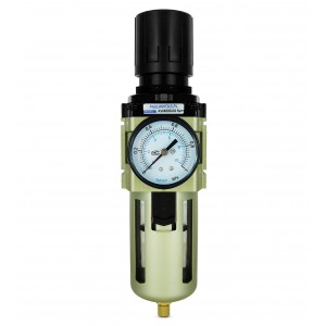 Filtru dehidratator reductor regulator manometru 3/4 inch AW4000-06
