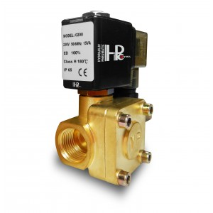 Supapă electromagnetică 2K15 1/2 inch 230V sau 12V 24V