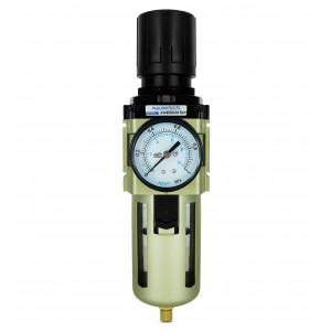 Filtru dehidratator reductor regulator manometru 1/2 inch AW4000-04