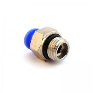 Plug filetat Furtun drept Furtun de 12 mm 1/2 inch PC12-G04
