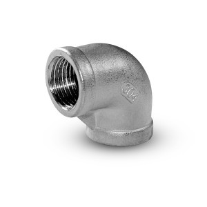 Inel interior din genunchi din oțel inoxidabil 1 inch
