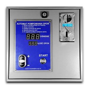 Plăcuțele electronice automate pentru plata anvelopei pentru montarea pe perete