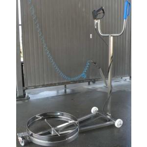 Dispozitiv pentru spălarea șasiului auto - spălare șasiu auto