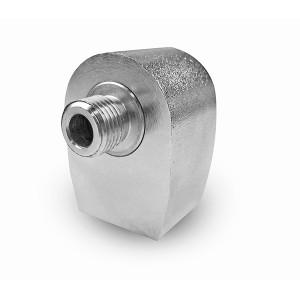 Conector rotativ unghiular pentru spălarea automată de 1/4 inch