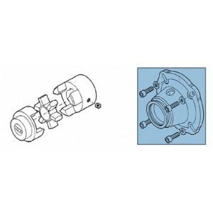 Ambreiaj + adaptor pentru kitul pompei RO