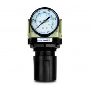 Reductor de presiune manometru 1/2 inch AR4000-04