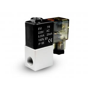 Valva electromagnetică în aer și co2 2V08 1/4 230V 24V 12V