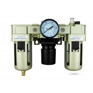 Filtru de lubrifiere a regulatorului de deshidratare FRL 1/2 inch setat în aer AC4000-04