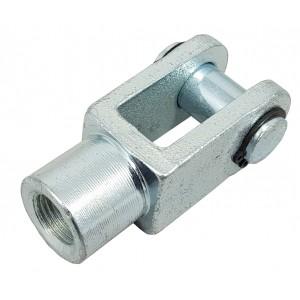Cap de îmbinare Y M6 de acționare 16 mm ISO 6432