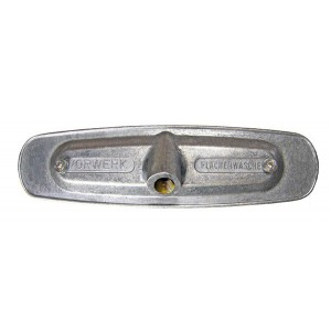 Placă de montaj din aluminiu pentru a peria Vorwerk