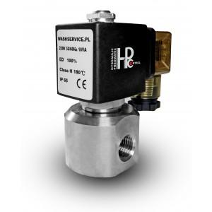 Valvă solenoidală de înaltă presiune HP20 1/4 inch 230V 12V 24V