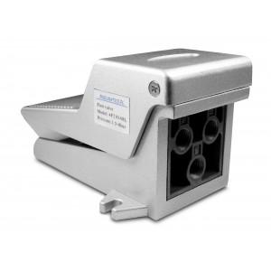 """Pedala de ventilație pentru picior 5/2 1/4 """"cilindri 4F210L - bistabilă"""