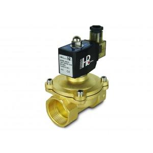 Robinet solenoid 2N32-M NU DN32 1 1/4 inch 230V 24V 12V