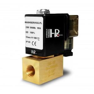 Valvă electromagnetică 2M10 3/8 inch 0-16bar 230V 24V 12V