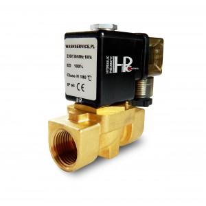 Supapă electromagnetică 2N10 3/8 inch VITON 230V sau 12V 24V