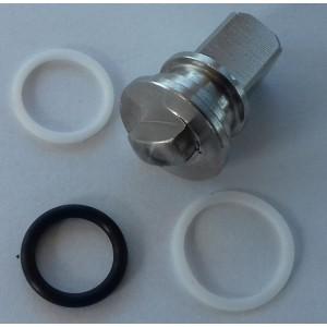 Set de reparare pentru supapă cu bilă cu 3 căi de înaltă presiune 1/4 inch ss304 HB3