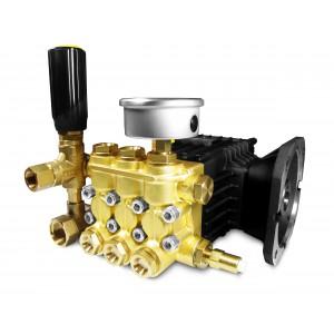 Pompă de presiune WS15 pentru spălare cu accesorii 15 l / min, maximum 250 bar echivalent CAT350
