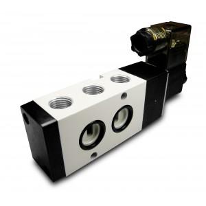 Valva electromagnetică 5/2 4V310 NAMUR pentru cilindrii pneumatici