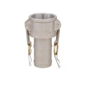 Conector Camlock - tip C 1 inch DN25 aluminiu