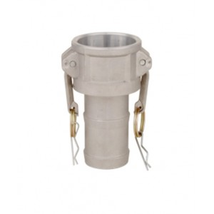 Conector Camlock - tip C 2 1/2 inch DN65 aluminiu