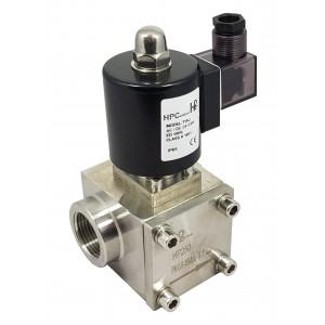 Robinet solenoid de înaltă presiune HP250 150bar