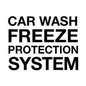 Sistem de protecție antiîngheț pentru spălare