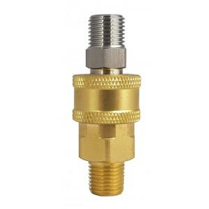 Conector rapid de înaltă presiune filet exterior de 1/4 inci