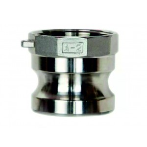 Conector Camlock - tip A 3/4 inch DN20 SS316